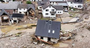Мощные наводнения в Германии: число жертв возросло до 59, более тысячи – пропали без вести