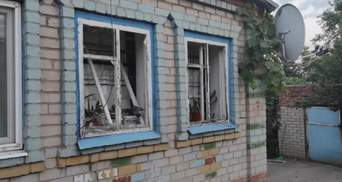 Оккупанты обстреляли украинский Нью-Йорк и разрушили дом местного жителя