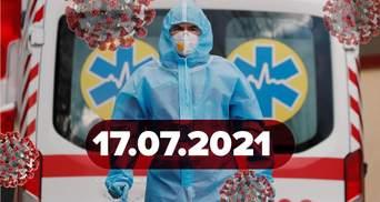 Новини про коронавірус 17 липня: наскільки більше антитіл формує Pfizer, вакцинація дітей