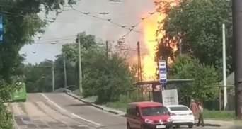 В оккупированном Донецке прогремел мощный взрыв: видео