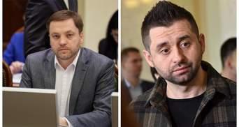 Монастырского на должность главы МВД Зеленскому предлагал Арахамия, – Кравчук