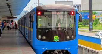 Чоловік, який загинув у метро у Києві, ймовірно катався між вагонами