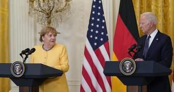 У Зеленского прокомментировали результаты встречи Меркель и Байдена