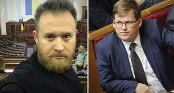 """""""Дякуй, що тобі не ввалив"""": """"слуга"""" Камельчук знову розпустив кулаки на політика"""