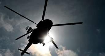 У Миколаївській області впав вертоліт: є загиблі