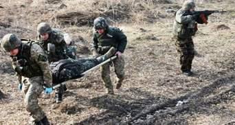 Оккупанты на Донбассе ранили украинского защитника
