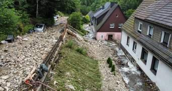 Мощные наводнения в Германии: число жертв неуклонно растет