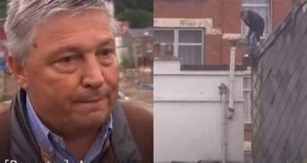 У затопленому бельгійському місті під час виступу мера обвалився будинок: відео