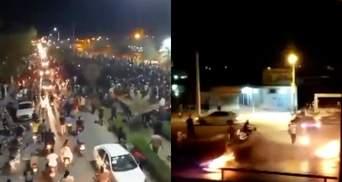 В Иране не утихают уличные акции протеста из-за недостатка воды: видео