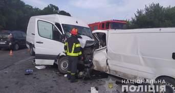 Потрійна смертельна ДТП сталася на Тернопільщині