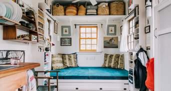 10 розумних рішень для комфортного життя в крихітних квартирах: фото