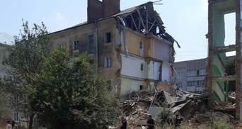 Руїни стояли 2 роки: у Дрогобичі обвалилася частина будинку, в якому загинули 8 людей
