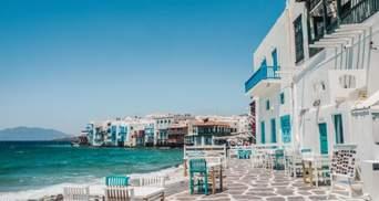 """Острів вечірок у розпал сезону """"йде у відпустку"""": Греція ввела нові обмеження на Міконосі"""