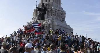 Президент Кубы назвал враньем сообщения о протестах на острове