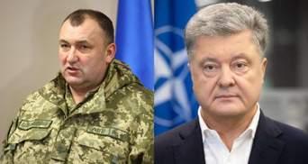 Арешт генерала, який може здати президента: що приховує Порошенко