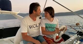 Сергей Притула с женой и тремя детьми отдыхает за границей: милые фото