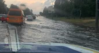 Київ затопило: у КМДА розповіли про стан ліквідації наслідків негоди