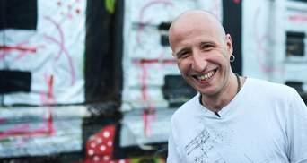 Как уличный художник формирует образ Харькова: Ukraїner рассказал о Гамлете Зиньковском