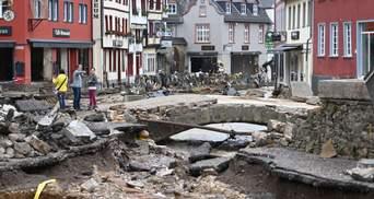 Катастрофа в Германии и изменение климата: почему все это связано