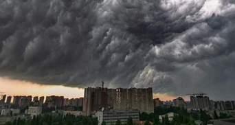За 30 хвилин випало 18 міліметрів опадів, – Кличко про останній потоп у Києві