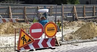 Ремонты продолжаются: во Львове перекрыли еще одну улицу – схема объезда