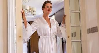 Изысканное утро невесты: Свитолина очаровала роскошными фото перед свадьбой