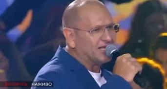 Поблагодарил Лукашенко и назвал другом: нардеп Шевченко спел на Славянском базаре – видео