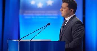 Ціна – анексія, окупація та війна, – Зеленський сказав, що об'єднує Україну, Грузію і Молдову