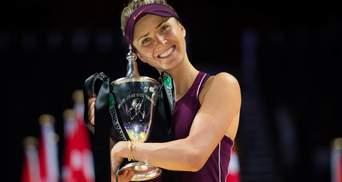 Чемпионка 2018 года: Свитолина может не отобраться на Итоговый турнир WTA