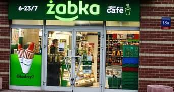 Магазини Żabka стануть пунктами передачі посилок