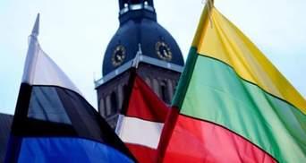 Естонія, Латвія і Литва відкрили кордони для українців
