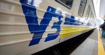 Болты шатаются: на Киевщине люди жалуются на аварийный участок на железной дороге – видео