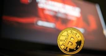 Рекордний обвал біткойна: крипторинок втратив майже 100 мільярдів доларів за 24 години