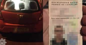 Їздив п'яним з посвідченням померлого батька: суд оштрафував львівського таксиста