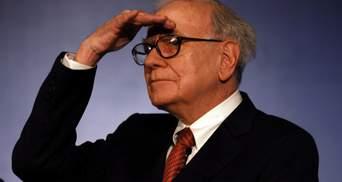 Фінансовий геній Воррен Баффет миттєво втратив 6 мільярдів доларів: чому так сталося