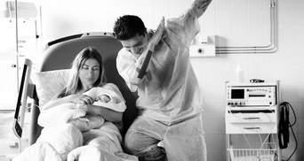 Анатолий Анатолич стал отцом в третий раз: первое фото с малышом
