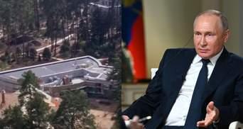 У резиденции Путина нашли тайное строительство на сотни миллионов долларов: фото и видео