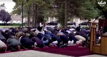 Поки люди молилися: в Афганістані три ракети впали біля президентського палацу