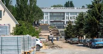 """""""Метинвест"""" направил более 50 миллионов на реконструкцию парка в Мариуполе"""