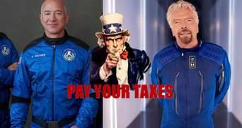 В США предлагают ввести налог на космические путешествия: выше летишь, больше платишь