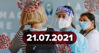 Новости о коронавирусе 21 июля: Сорос и Гейтс купили производителя ковид-тестов, Moderna в Киеве