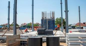 У Маріуполі розпочали будівництво першого в Україні багатоквартирного сталевого будинку