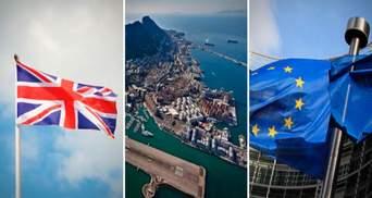 Посварились через Гібралтар: Британія звинуватила ЄС у підриві суверенітету