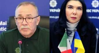Кабмин уволил двух бывших заместителей Авакова