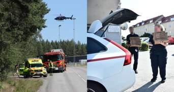 Вимагали піцу й вертоліт: у шведській тюрмі в'язні взяли співробітників у заручники