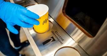 З паперових стаканчиків McDonald's виготовлятимуть пакети для замовлень