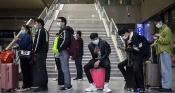 Китай виступив проти нового розслідування походження коронавірусу