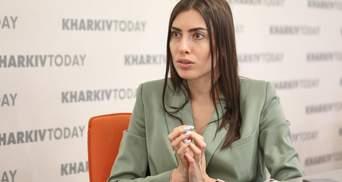 """Не хочемо, щоб заяву депутатів сприймали як крик порятунку, – Мезенцева про """"Північний потік-2"""""""