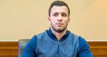У Москву поїхав син скандального екскандидата в мери Дніпра Загіда Краснова: відео