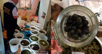 """На Николаевщине у мужчины нашли 40 килограммов каннабиса: фото """"урожая"""""""